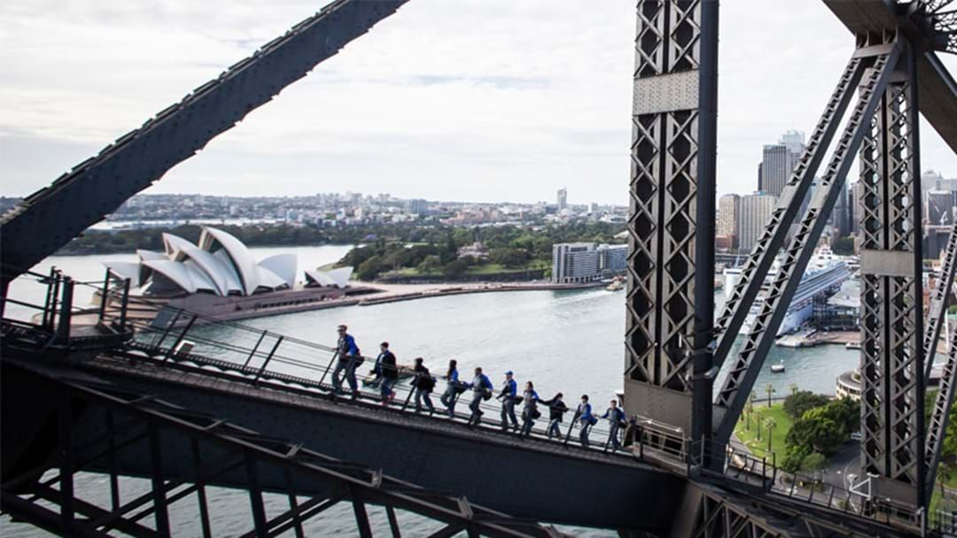 Article heading image for The Sydney Harbour Bridge Will Soon Be Climbable From Both Ends!
