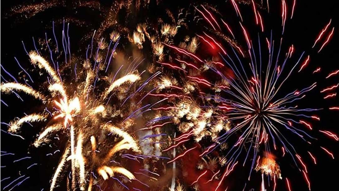 Article heading image for There's Fireworks Friday Night At The KidsTown Carnival