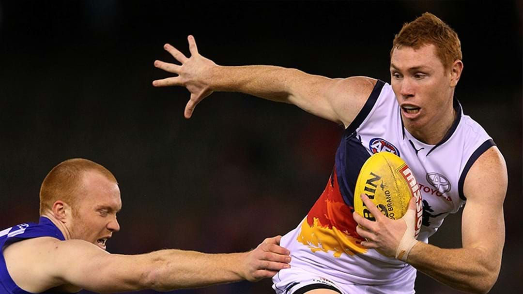 Article heading image for Dale Lewis Says Adelaide Is Low Balling Tom Lynch On His Contract Offer