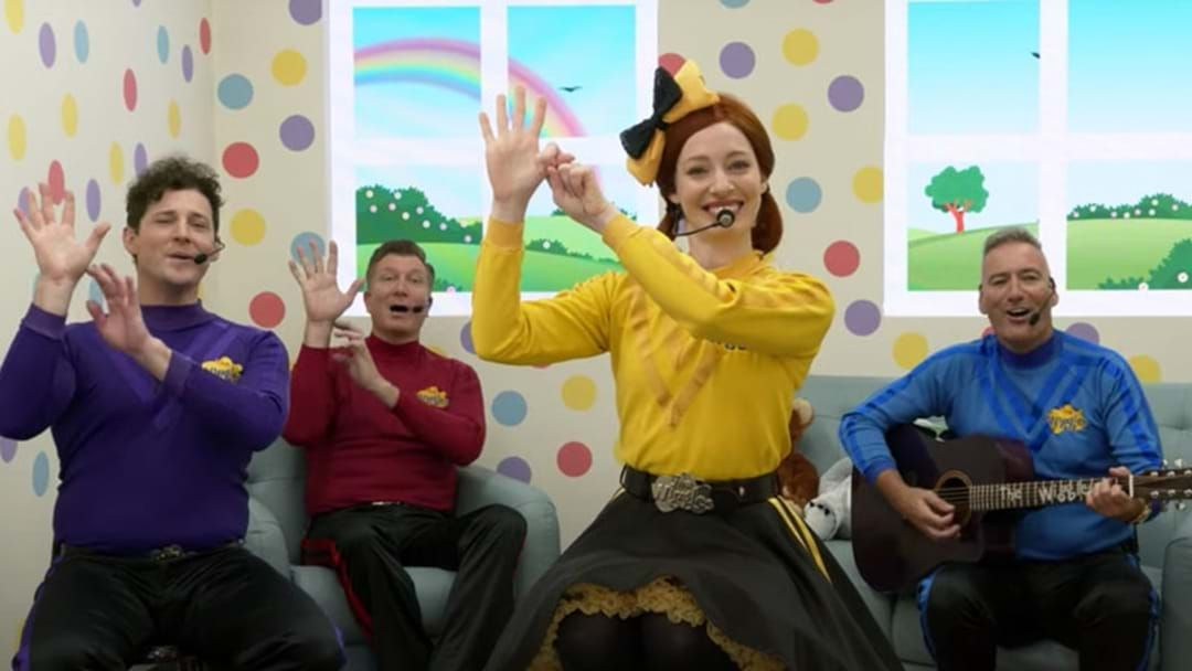 Article heading image for Emma Wiggle Talks The Loosest Moments Filming New One-Take Wiggles Shows