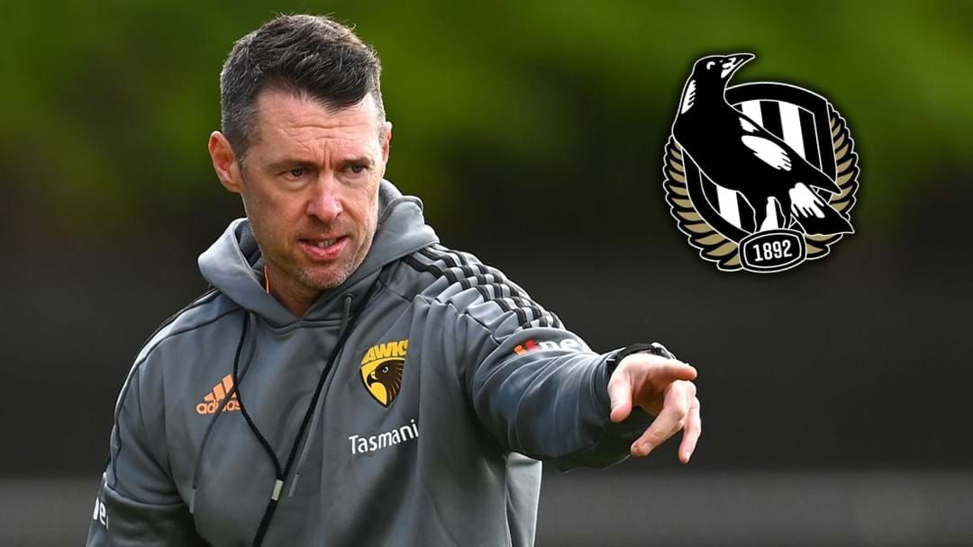 Article heading image for Discussing Collingwood's Appointment Of Craig McRae As Senior Coach