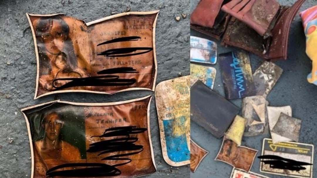 Article heading image for Campaign Launched To Track Down (Triple M-Loving) Owner Of 40-Year-Old Wallet Found In NSW