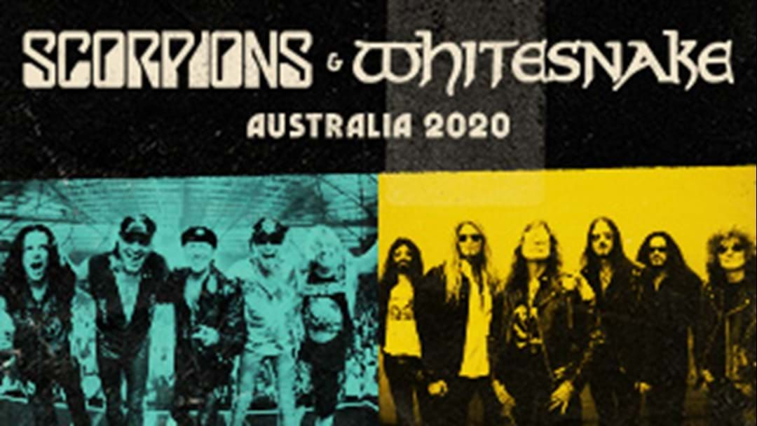 Article heading image for Scorpions And Whitesnake Announce Australian Tour