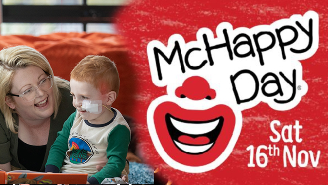 Article heading image for Today Is McHappy Day!