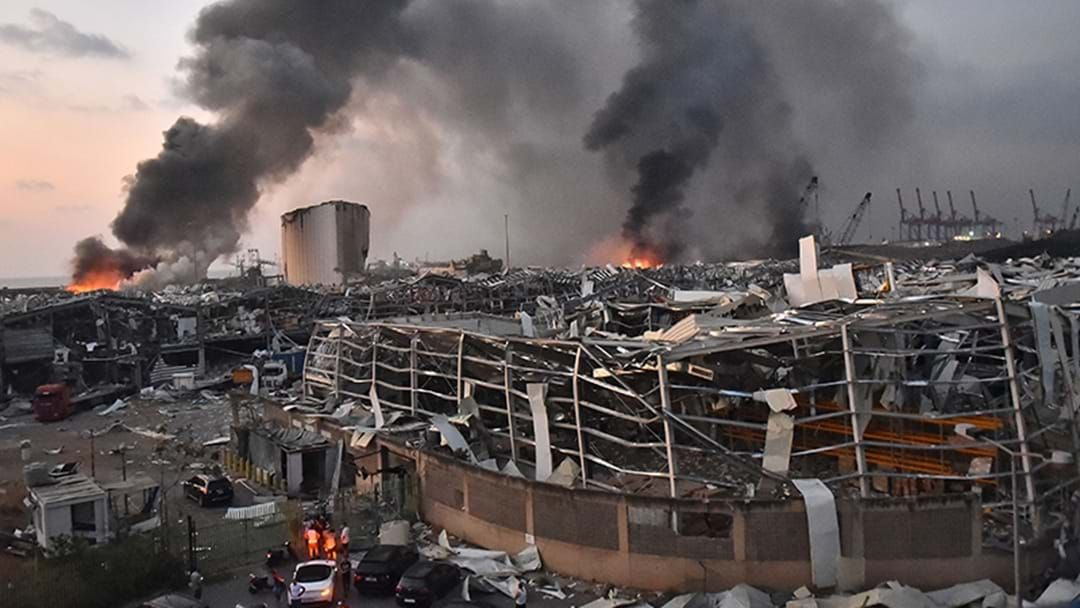 Article heading image for A Massive Explosion In The Lebanese Capital Beirut Has Killed At Least 78 People