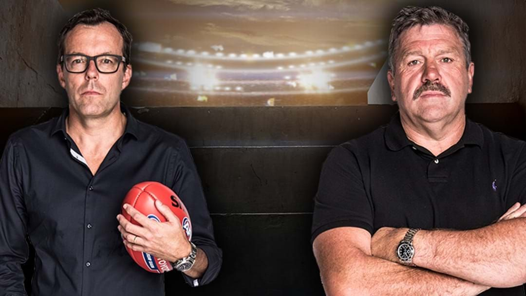 Article heading image for Brian Taylor And Damian Barrett Clash Over Accountability For Journalists