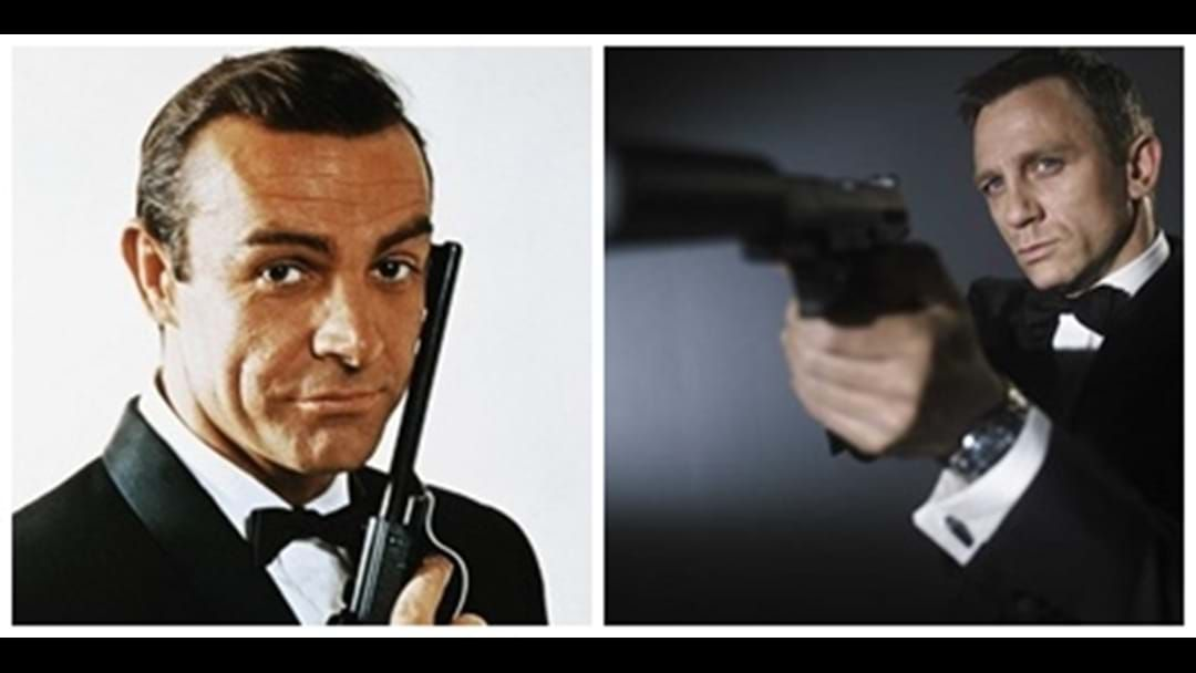 Article heading image for It Was The Battle of The Bonds - James Bond This Morning