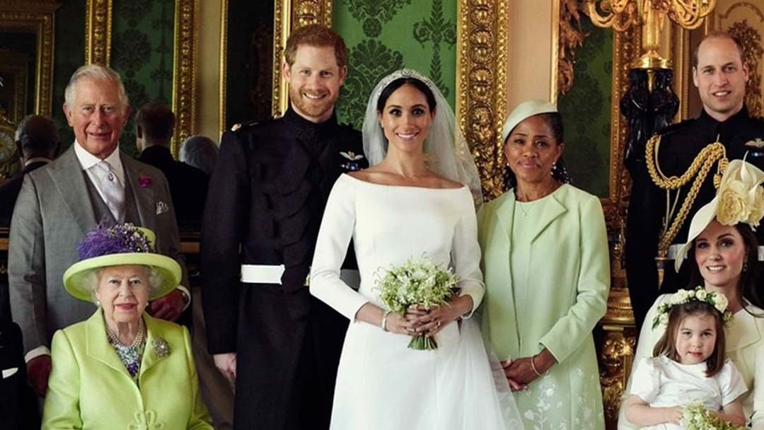 Article heading image for Kensington Palace Has Released The Royal Wedding Photos!
