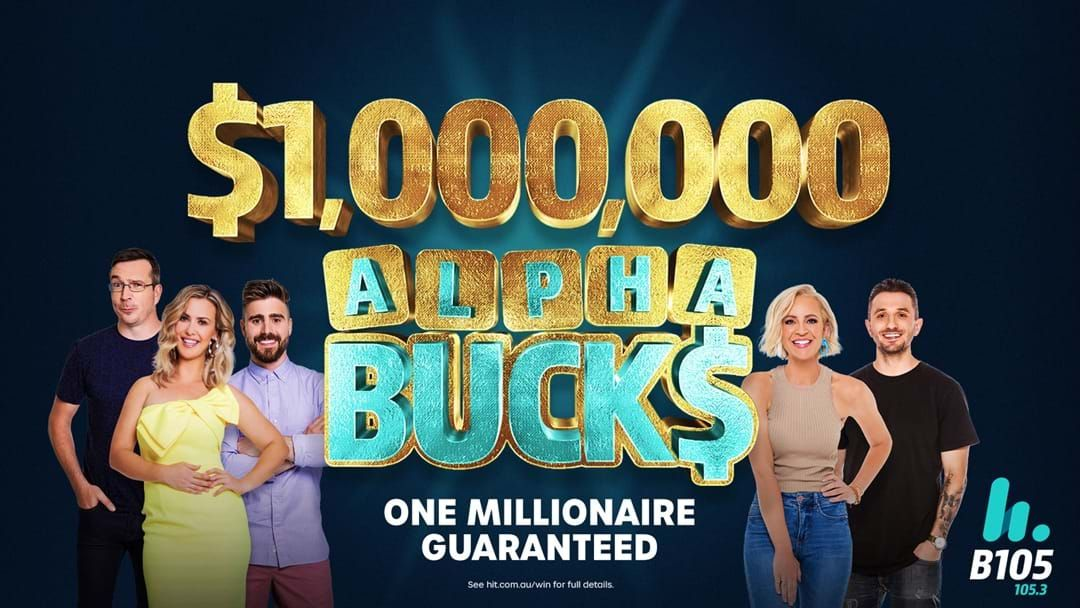 Article heading image for Play Alphabucks To Win One Million Dollars
