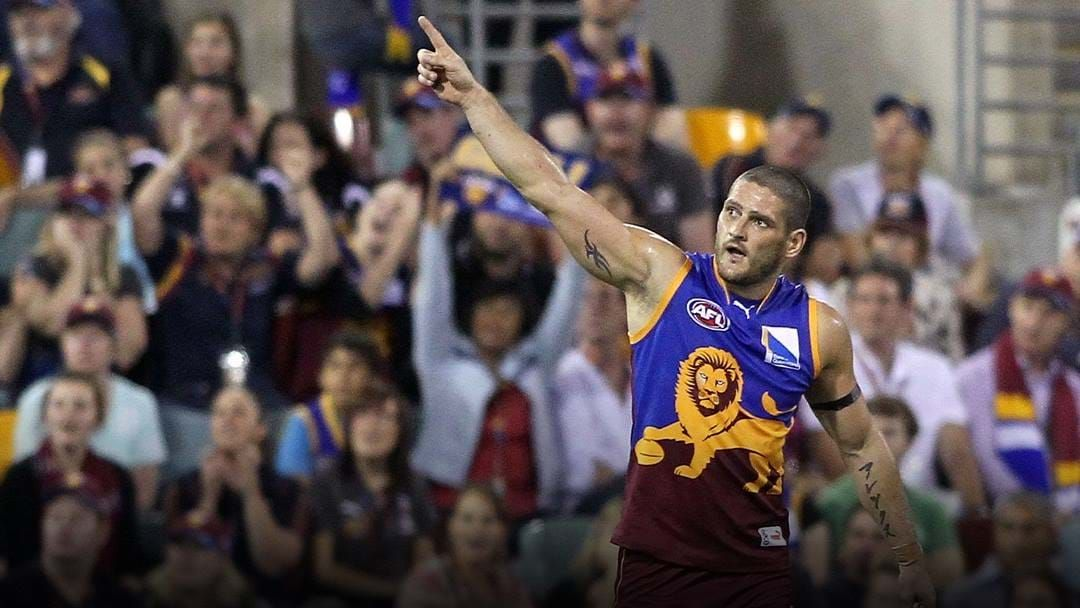 Article heading image for Brendan Fevola Reflects On Time At Brisbane