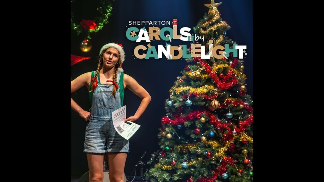 Article heading image for ON TONIGHT! Shepparton  Carols By Candlelight To Be Held Virtually In 2020