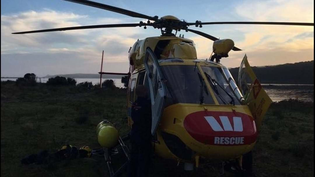 Article heading image for Cradle Mountain Rescue