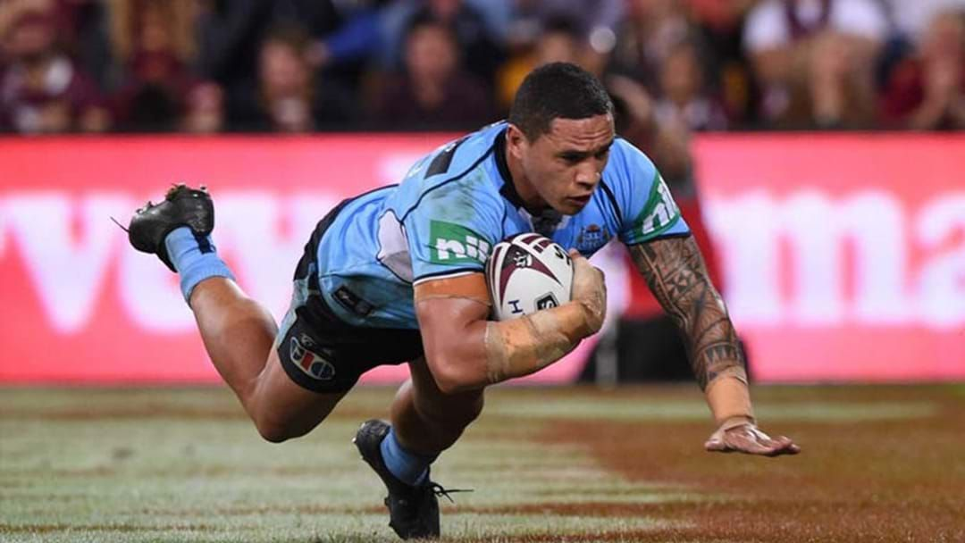 "Article heading image for Hoops' Mail | ""Tyson Frizell Is Actually Going To Get Picked In The Front-Row"""