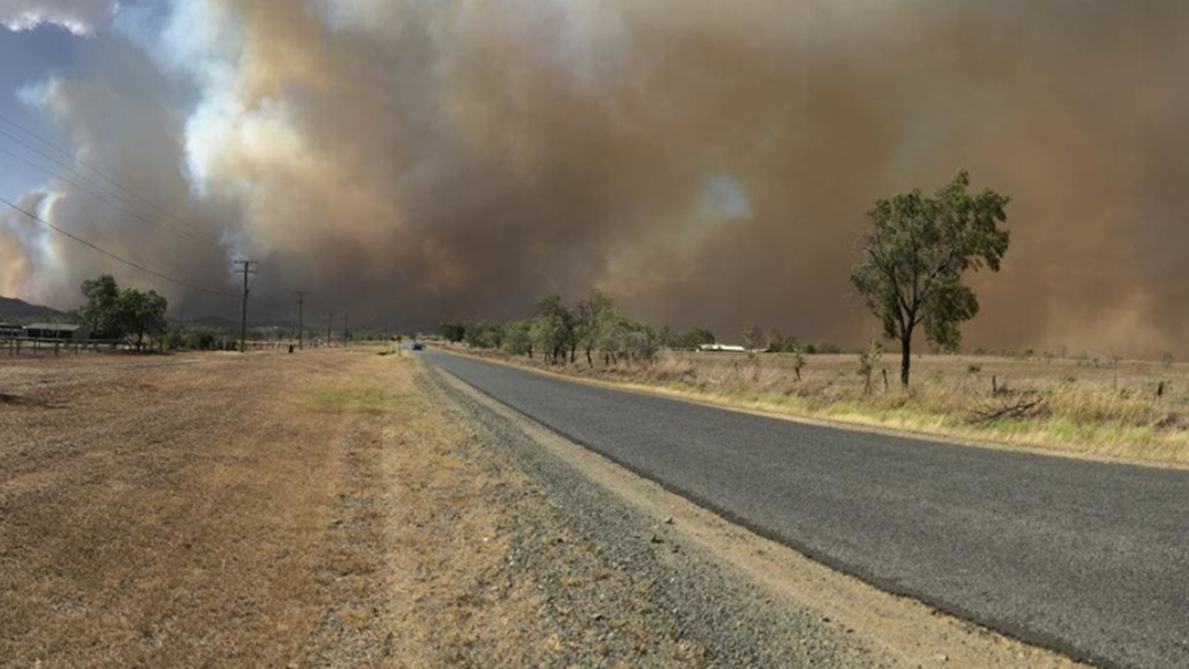 Article heading image for Cr Williams Commends The Gracemere Bushfires Response Team