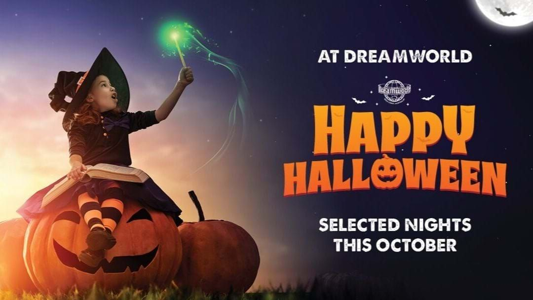 Article heading image for Happy Halloween Family Nights Are Coming To Dreamworld This October