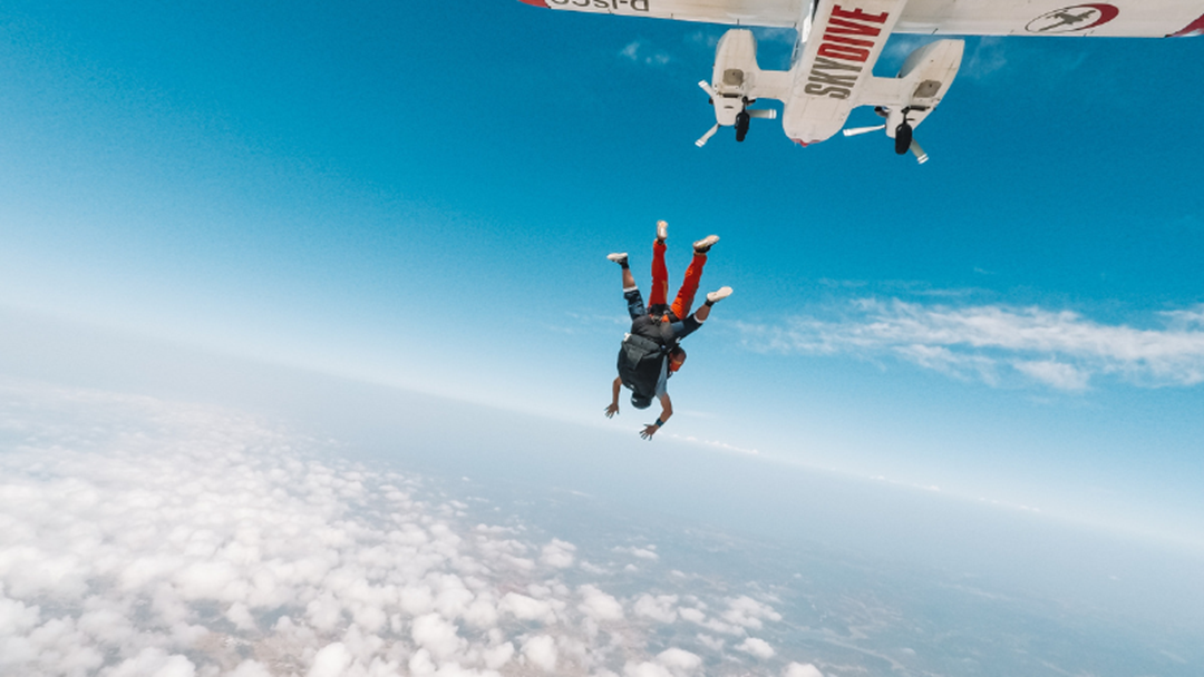 Article heading image for Venture Out Of A Helicopter In Gold Coast's Brand New Skydiving Experience