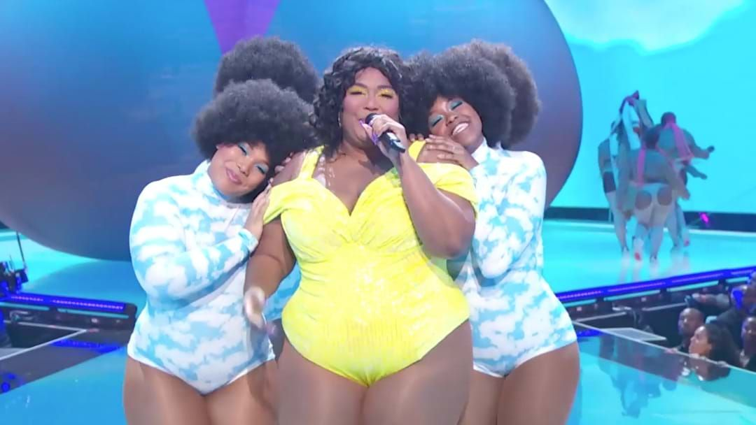 Article heading image for Hands Down Lizzo's Performance Was The Highlight Of The VMAs