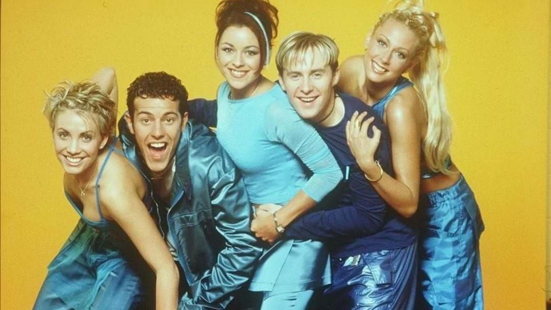Article heading image for H From STEPS Finally Reveals Why He Travelled On Britney Spears' Jet Instead Of With The Band Tour Bus