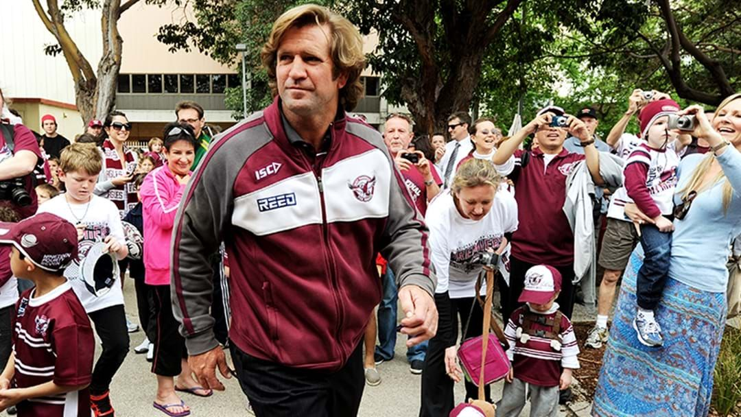 Article heading image for LISTEN | Des Hasler Flirted With The Idea Of Naming Dylan Walker Despite Being Stood-Down