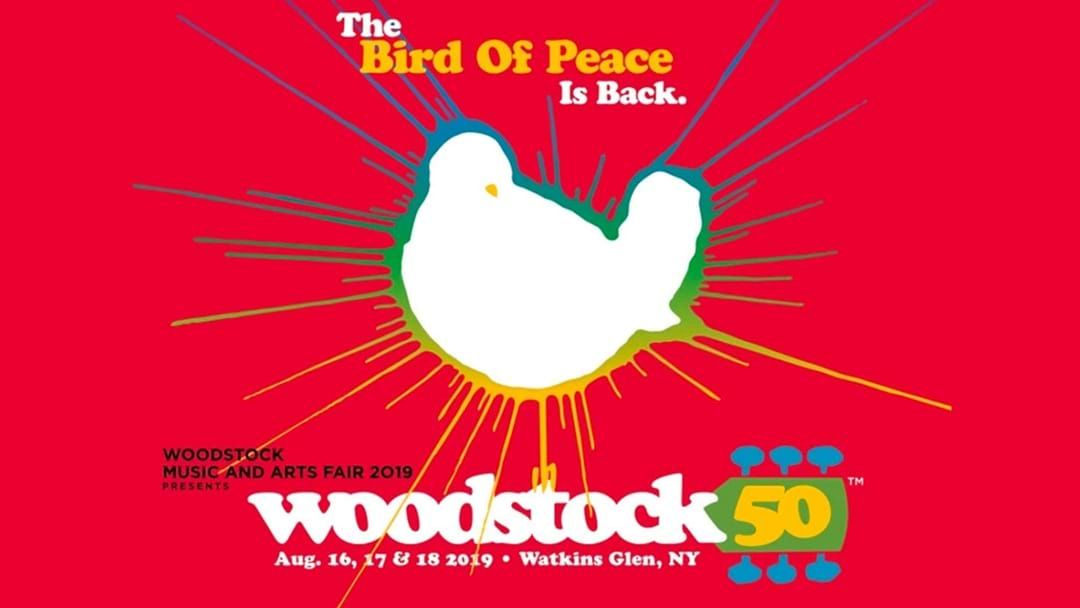 Article heading image for The 'Woodstock 50' Music Festival Has Officially Been Cancelled