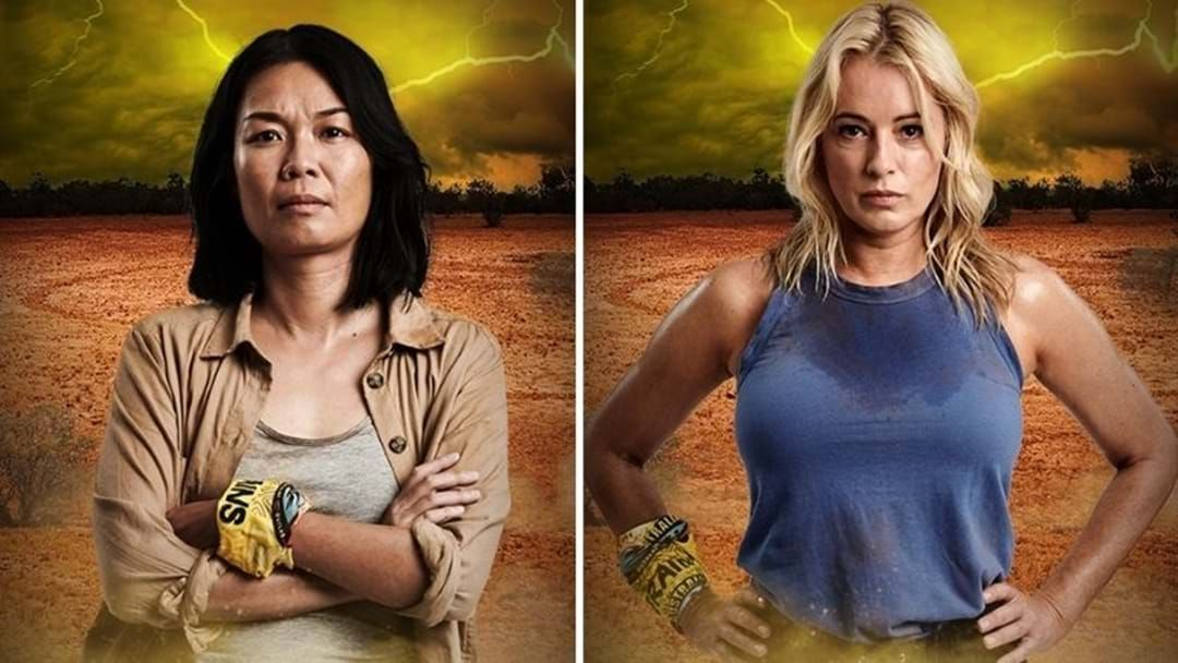 Article heading image for Survivors Wai & Cara Reveal What It's Like To Play Against Controversial King George
