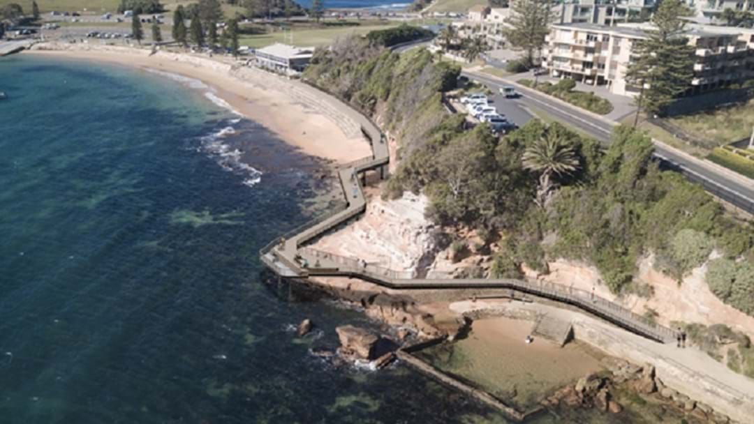 Article heading image for Designs Revealed For Boardwalk Linking Terrigal Beach To The Haven
