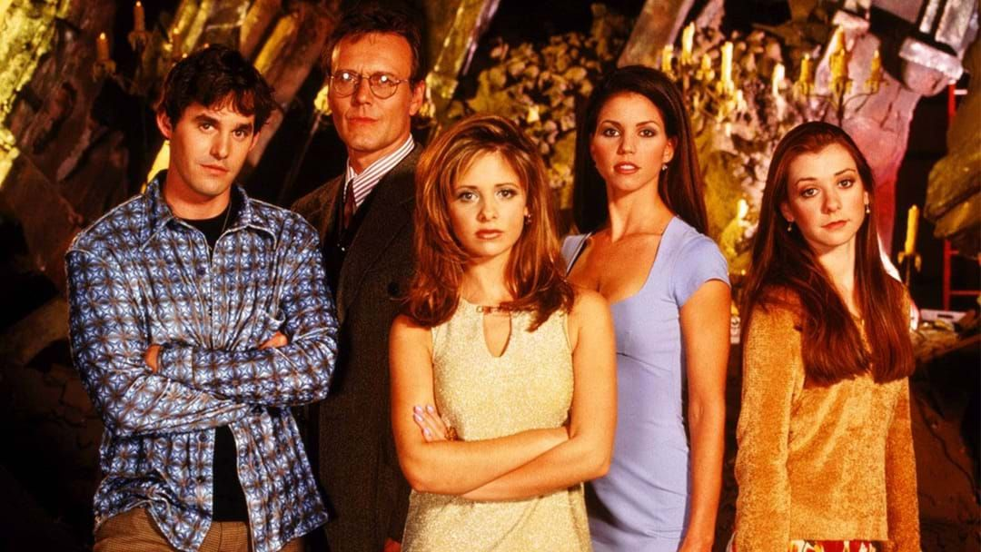 Article heading image for A Mini Buffy Reunion Is Happening In Brisbane