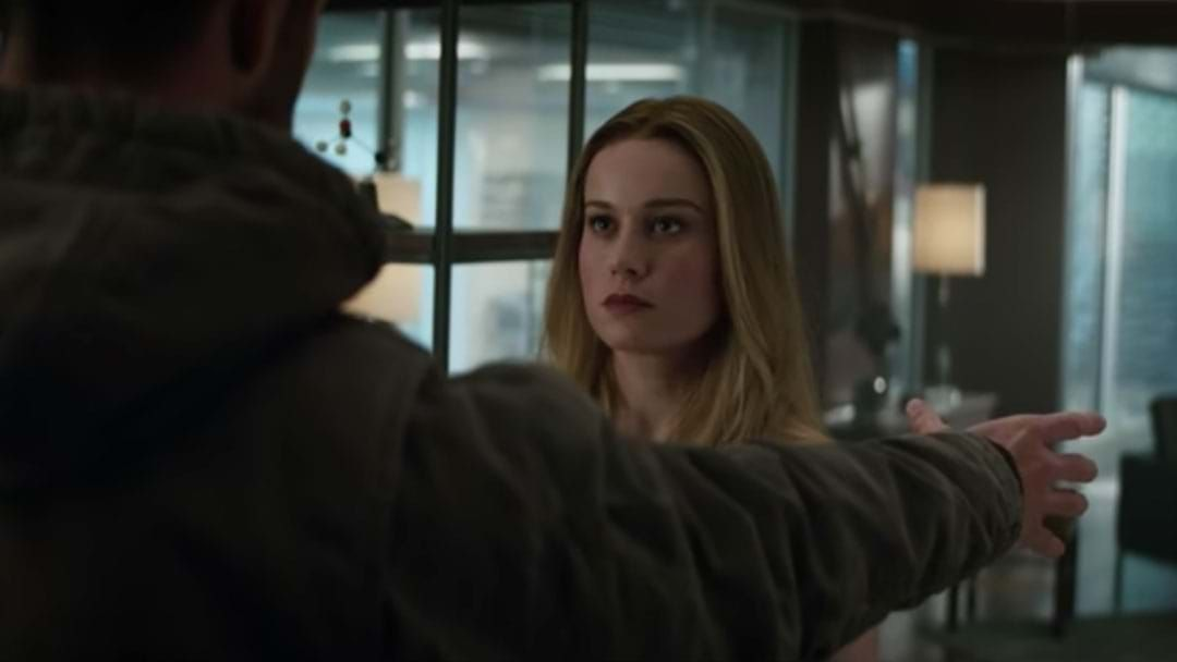Article heading image for The Avengers: Endgame Trailer Is Here & Captain Marvel Has Arrived!