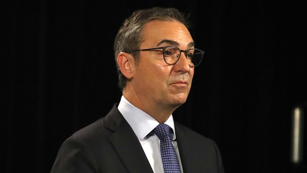 Article heading image for Steven Marshall Will Open SA To NSW & VIC Once 80 Per Cent Vaccine Target Reached