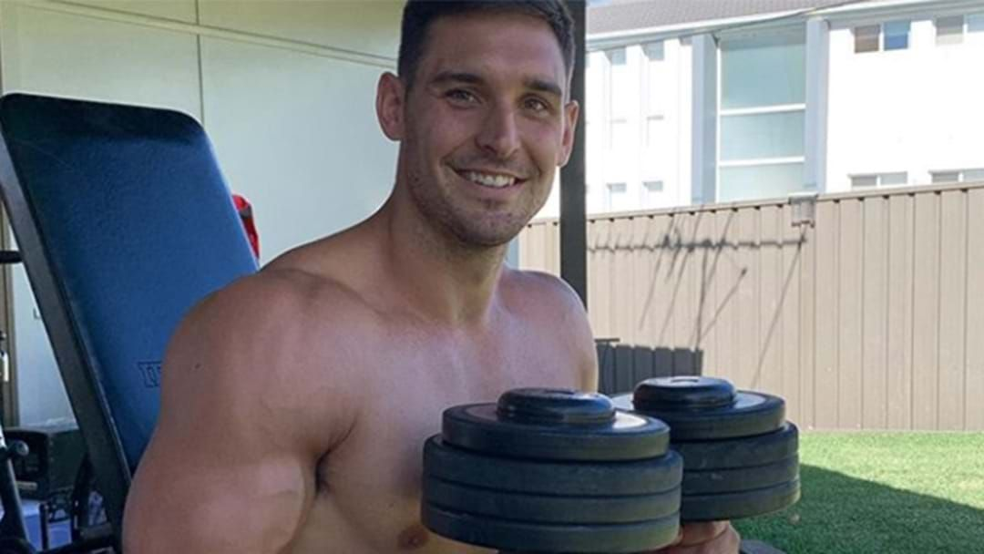 Article heading image for Parramatta Eels' Ryan Matterson Reveals What He Picked Up In Iso That Could Help Tonight's Game