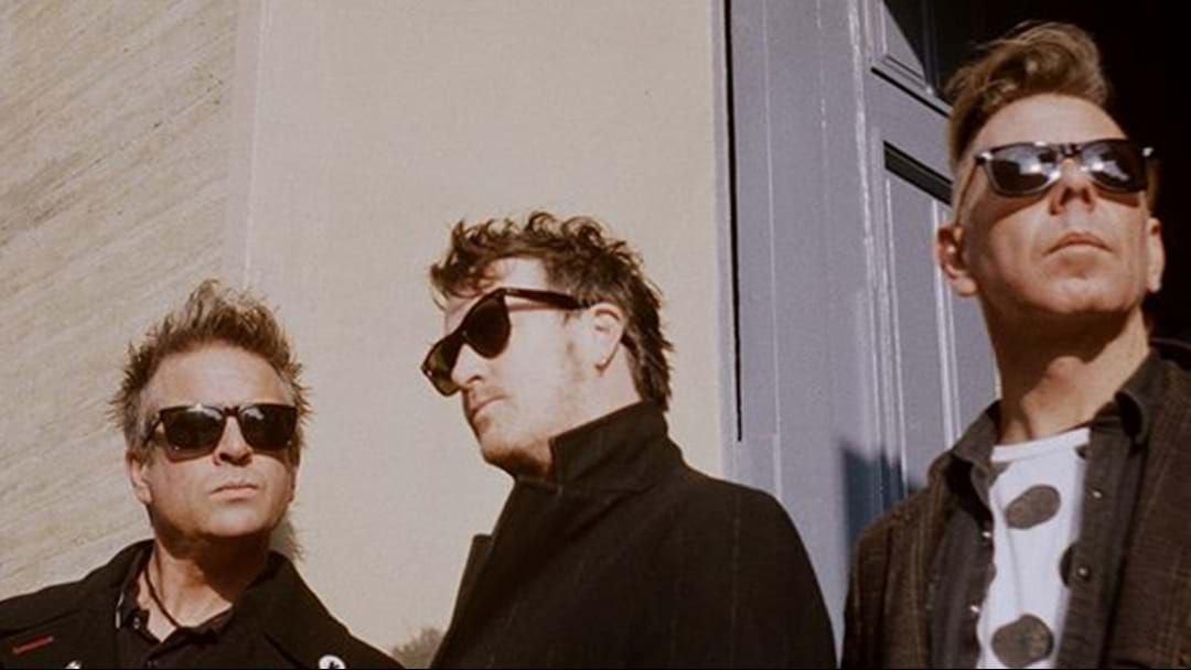 Article heading image for Win Your Way To The Living End's SOLD OUT Intimate Club Show This Week