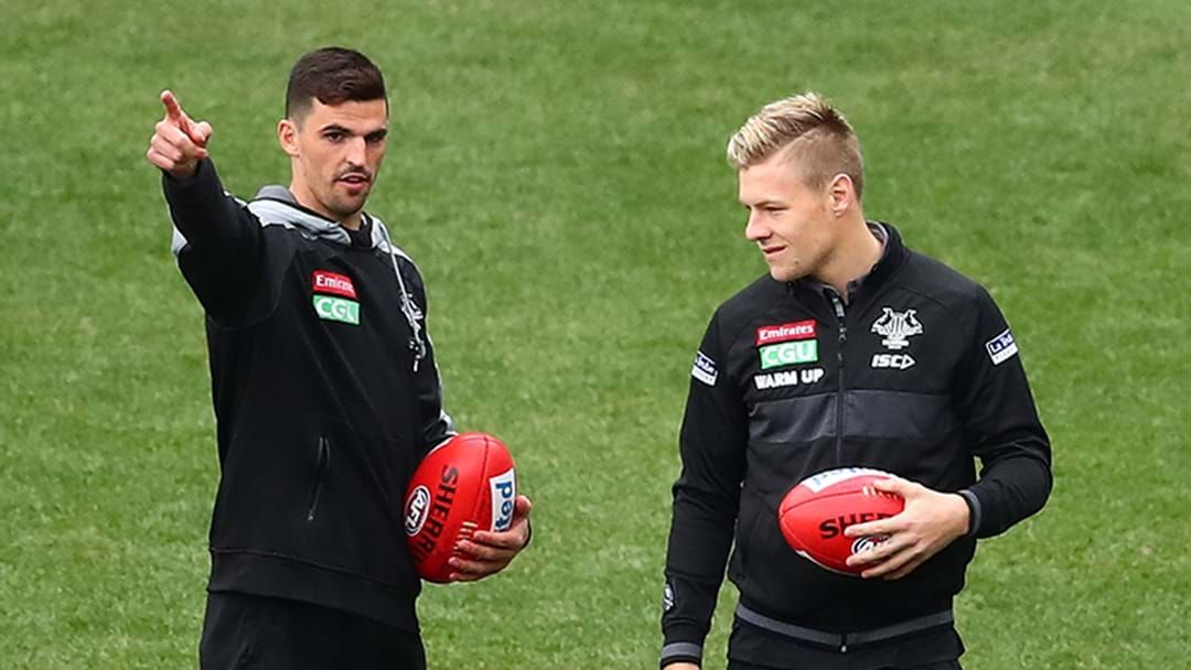 Article heading image for Scott Pendlebury On A Potential New Role For Jordan De Goey