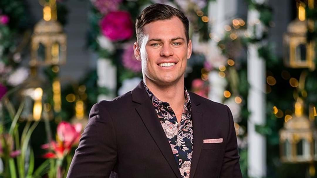 "Article heading image for The Bachelorette's Jackson Comments On Rumours That ""No One Wants To Win"" This Year"