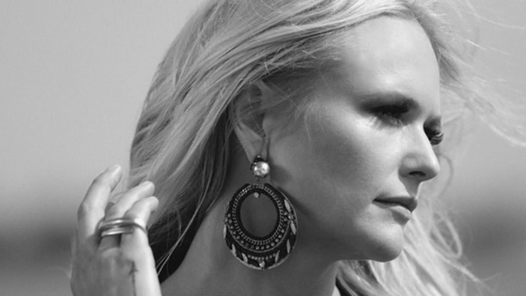 "Article heading image for ""It All Comes Out In The Wash"" New Single From Miranda Lambert"