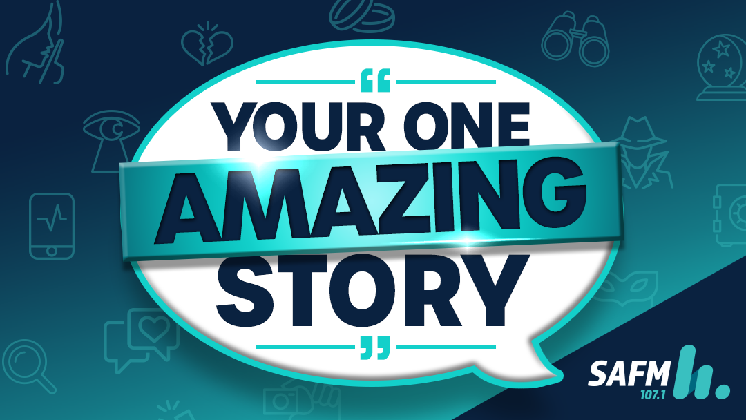 Competition heading image for We want to hear your one amazing story!