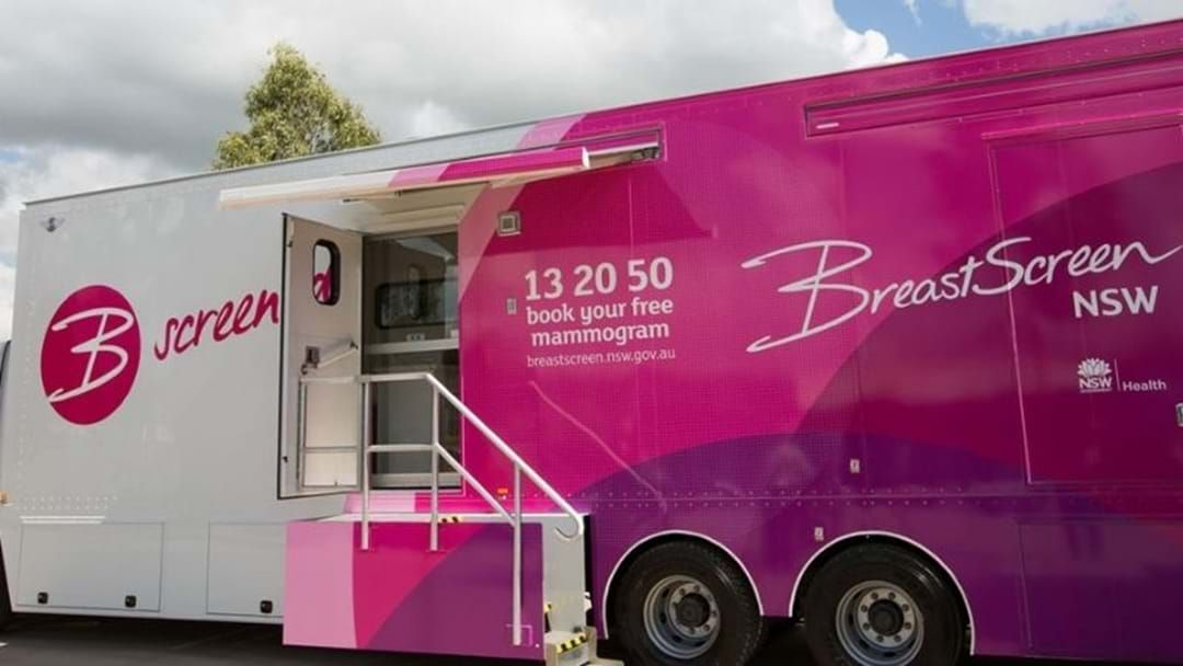 Article heading image for BreastScreen NSW Services To Recommence