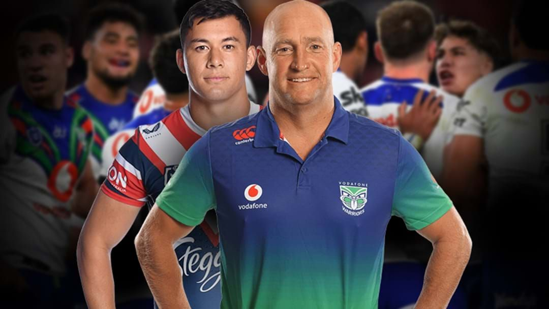 Article heading image for Nathan Brown Responds To Reports Warriors To Offer Joey Manu $1 Million Deal