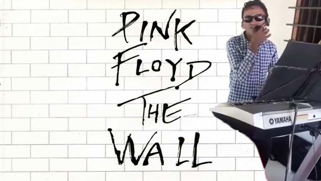 Article heading image for The Greatest Cover Of Pink Floyd's 'Another Brick In The Wall' You'll Ever Hear