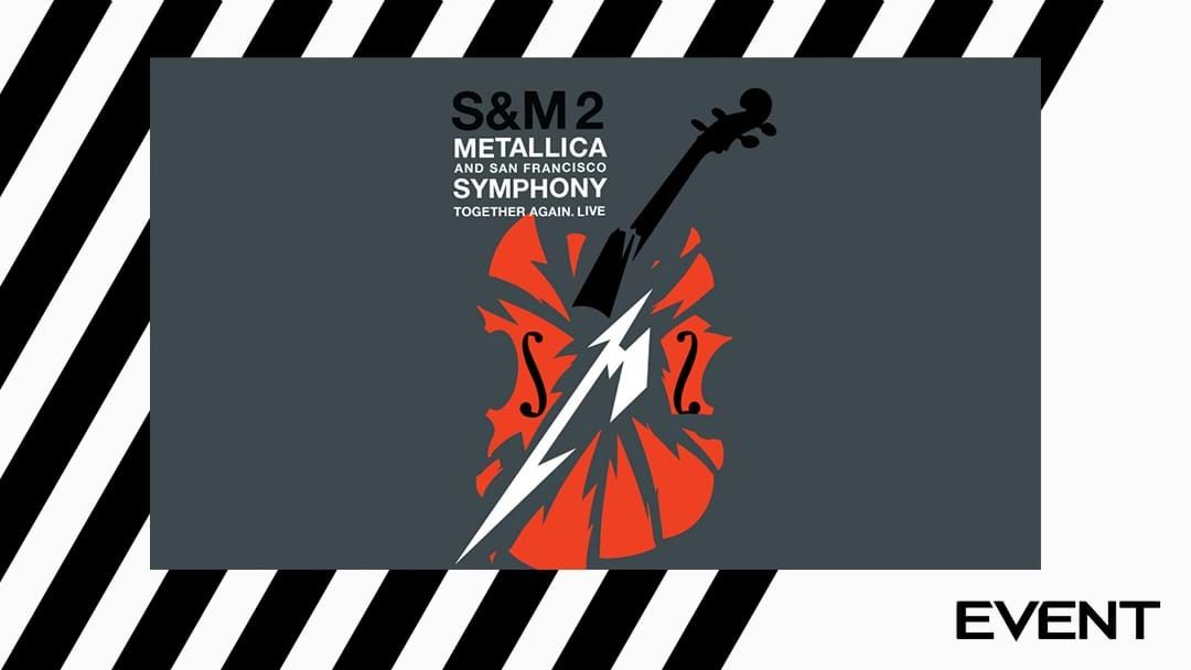 Win tickets to see Metallica & The San Francisco Symphony in cinemas!