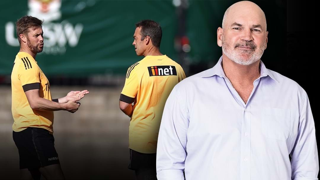 Article heading image for Jason Dunstall On The Hawthorn Succession Plan