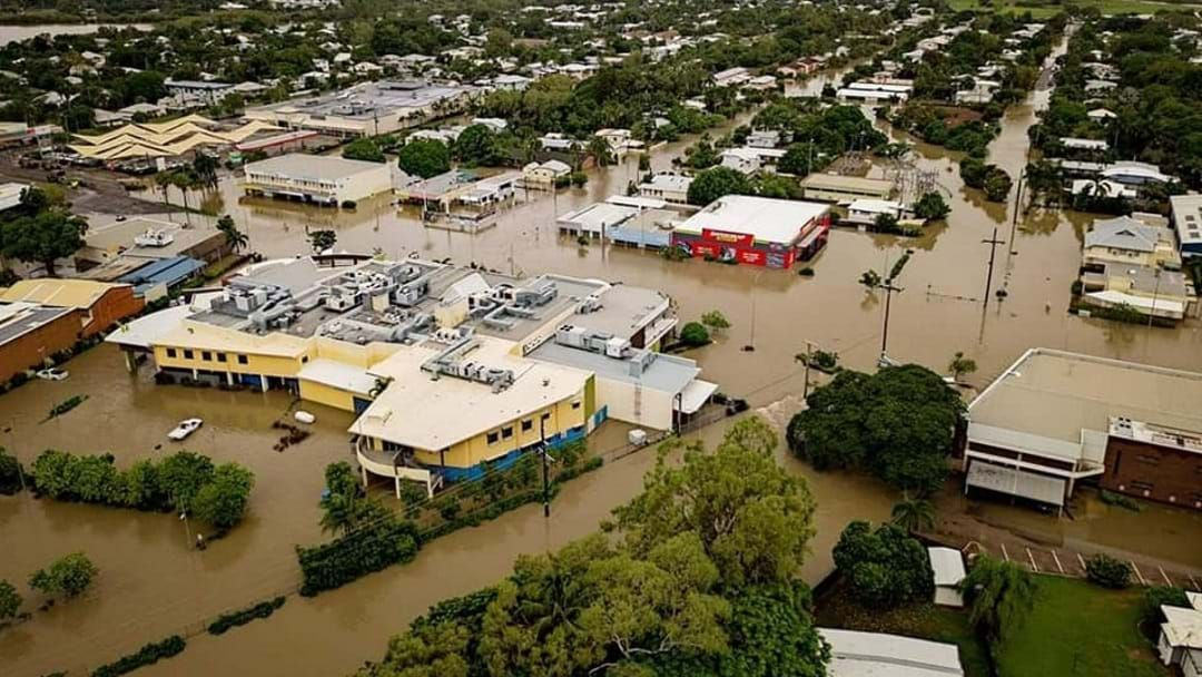 Article heading image for Donated Goods Starting To Get To Flood Impacted Townsville Families