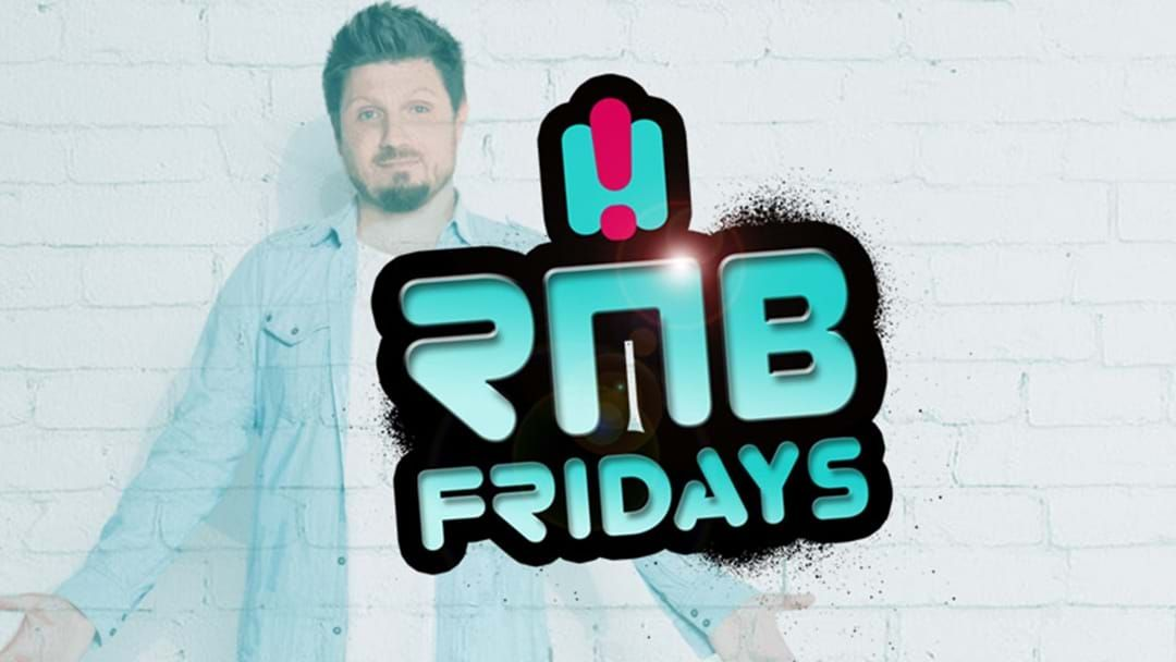 Article heading image for RnB Fridays: Tim Lee's Picks