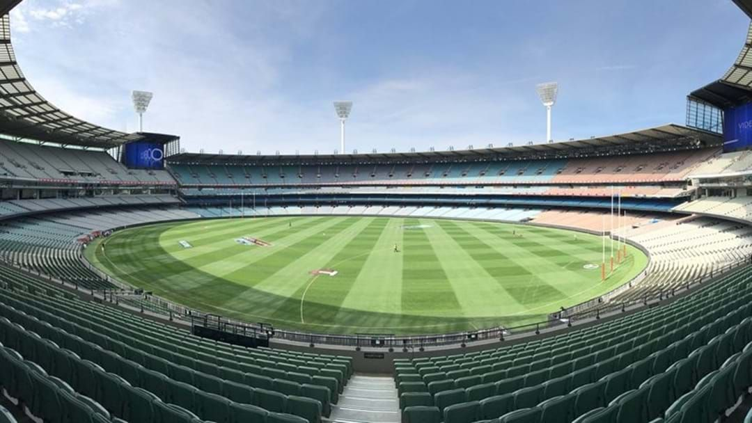 Article heading image for 40,000 Footy Fans Welcomed This Weekend as Restrictions Ease