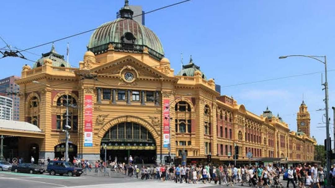Article heading image for Serious Delays Melbourne's Rail Network Due To Fire At Flinders St Station