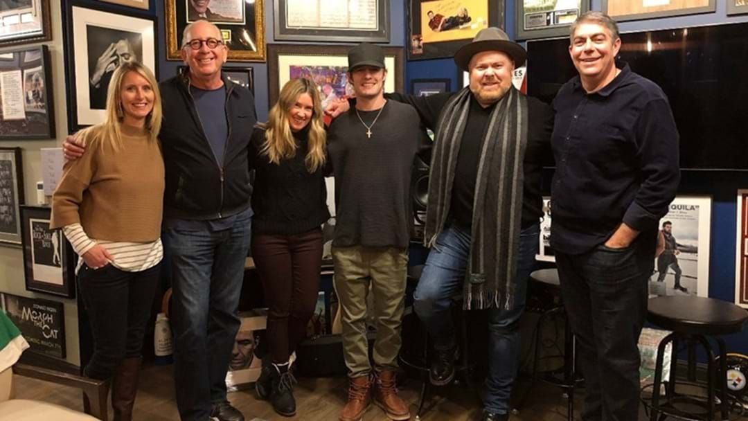 Article heading image for Tucker Beathard Signs Major Recording Deal