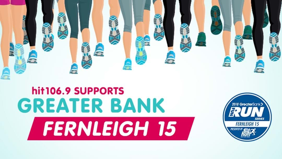 Article heading image for Run the 2019 Greater Bank Fernleigh 15