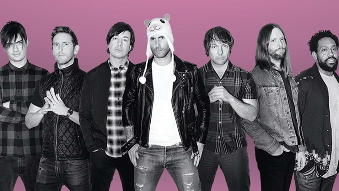 Article heading image for Bust Out Your Moves Likes Jagger, Maroon 5 Are Heading Downunder