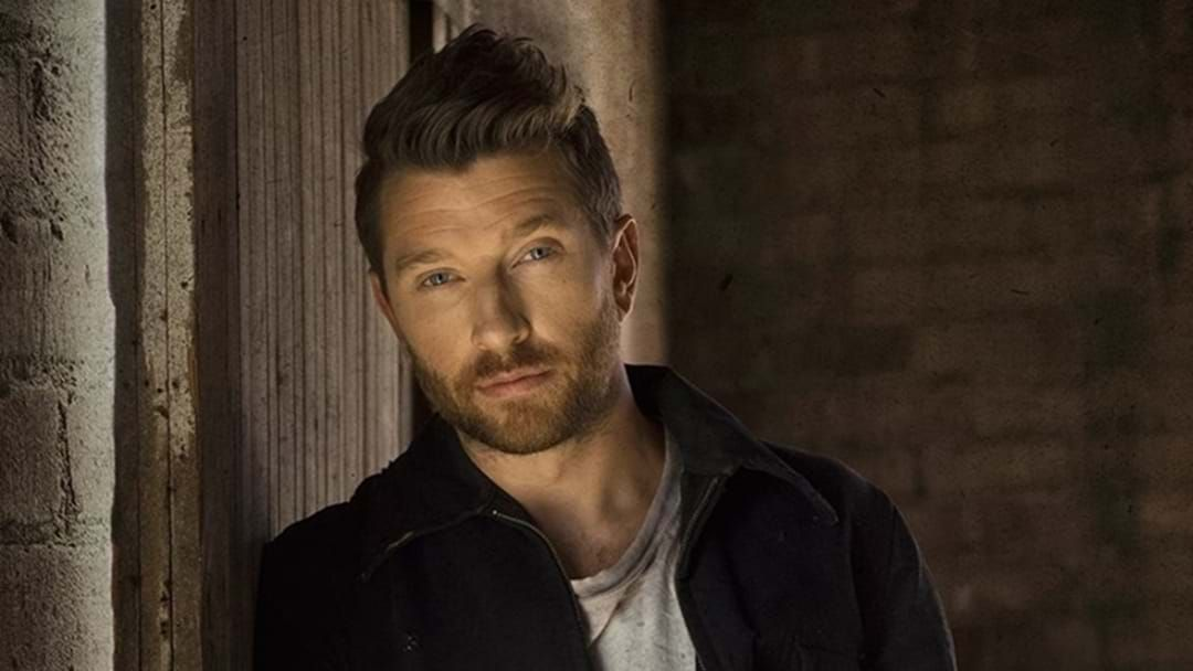 """Article heading image for Brett Eldredge Tops The Charts With """"Love Someone"""""""