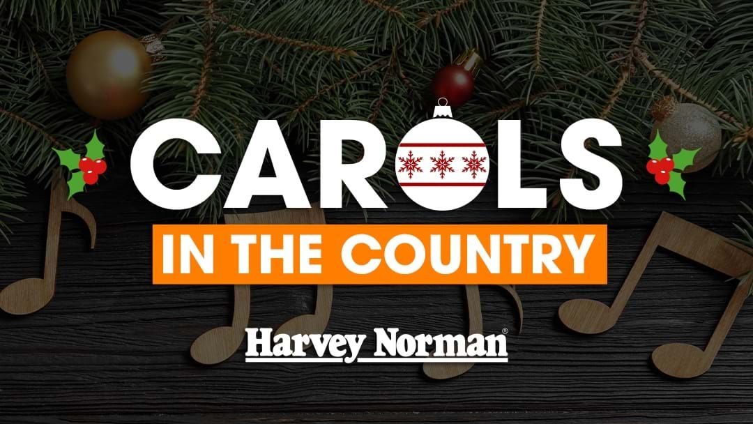 Article heading image for Harvey Norman Presents Triple M's Carols In The Country