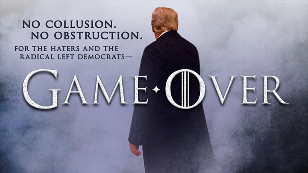 Article heading image for HBO Have Asked Donald Trump To Stop Using Game Of Thrones Style Images